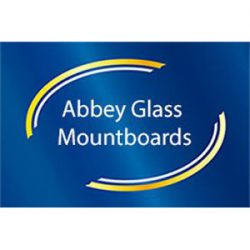 Abbey glass mountboards